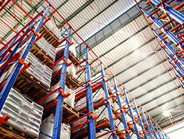 WAREHOUSE & DISTRIBUTION SERVICES